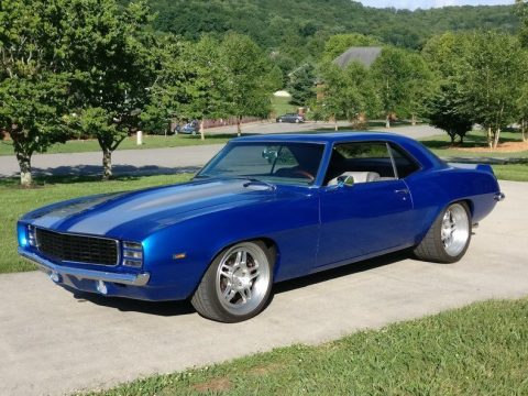 stroker 1969 Chevrolet Camaro custom for sale