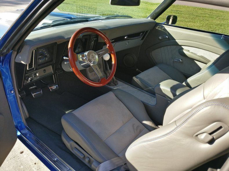 stroker 1969 Chevrolet Camaro custom