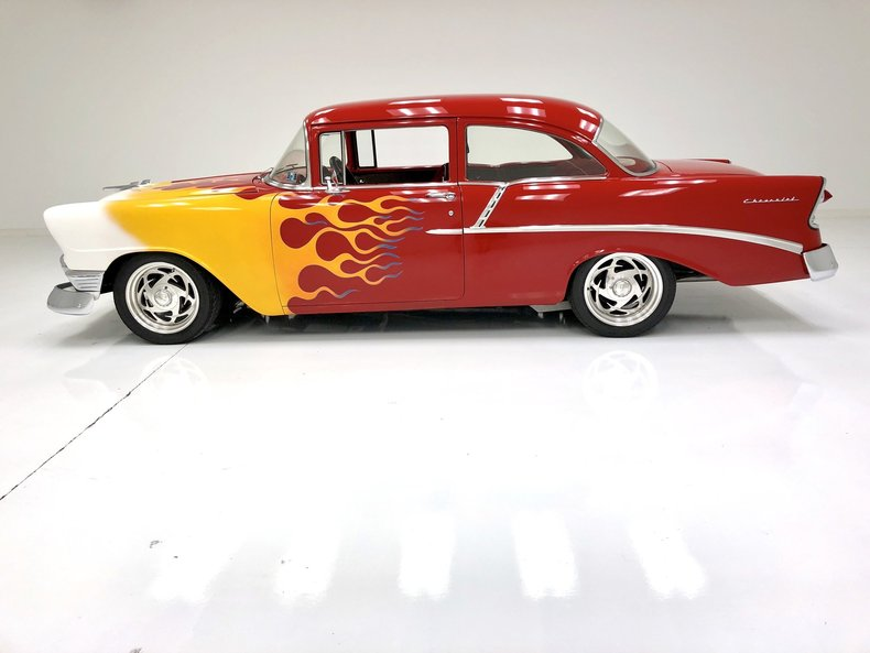 badass 1956 Chevrolet Del Ray custom