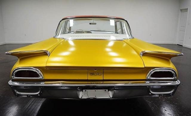 custom 1960 Ford Fairlane 500 Custom Sedan