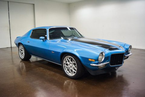 sharp 1970 Chevrolet Camaro custom for sale