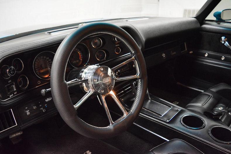 sharp 1970 Chevrolet Camaro custom