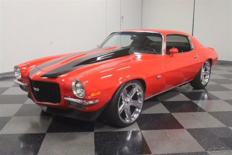 very sharp 1970 Chevrolet Camaro SS Tribute custom for sale