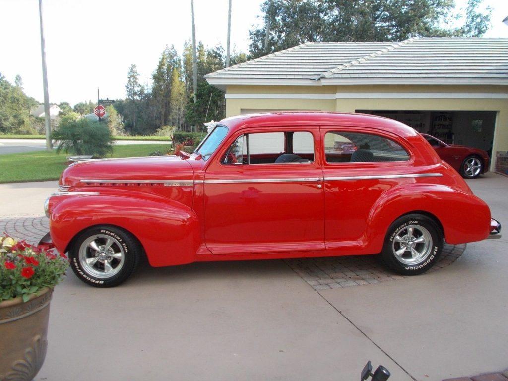 amazing 1941 Chevrolet Master Deluxe custom