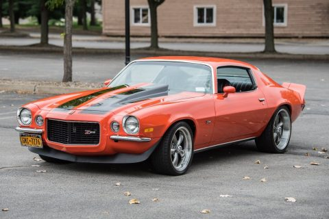 nicely modifieed 1971 Chevrolet Camaro Z28 custom for sale