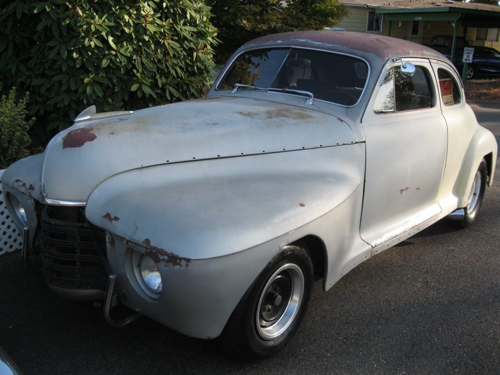 older build 1941 Oldsmobile Series 66 Coupe custom