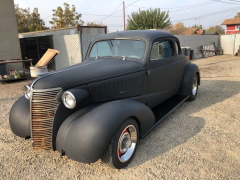 project 1938 Chevrolet Coupe custom for sale