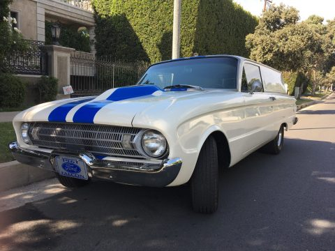 rust free 1961 Ford Falcon Wagon custom for sale