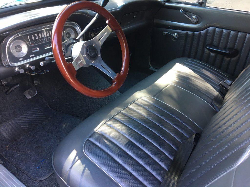 rust free 1961 Ford Falcon Wagon custom