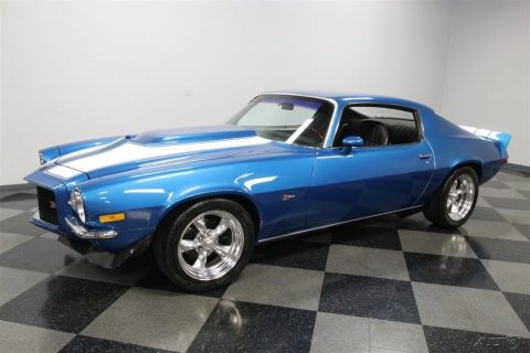 upgraded 1971 Chevrolet Camaro Z/28 custom for sale