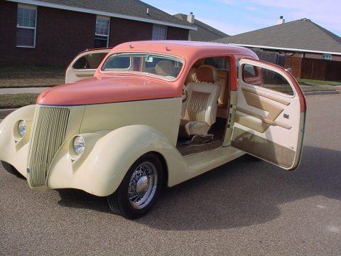 well modified 1936 Ford 2 Door Sedan custom for sale