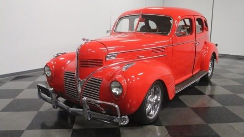 Chevrolet powered 1939 Dodge Sedan custom for sale