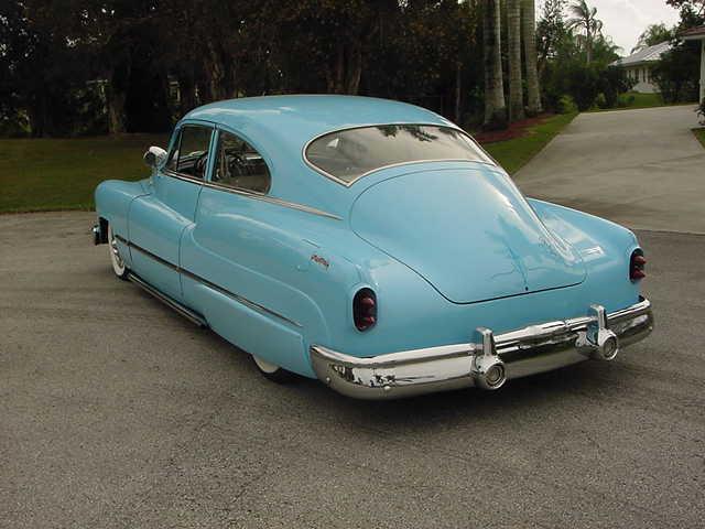 lead sled 1950 Buick custom
