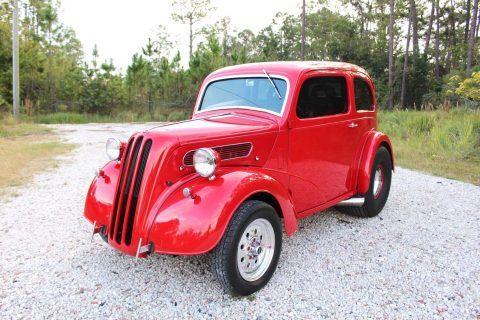 little beast 1949 Ford Anglia custom for sale