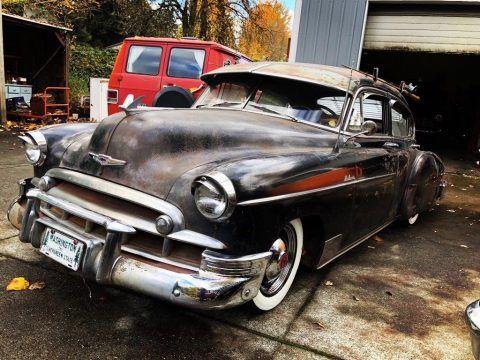 lots of extras 1949 Chevrolet Fleetline custom for sale
