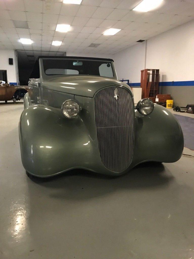 low miles 1937 Plymouth custom