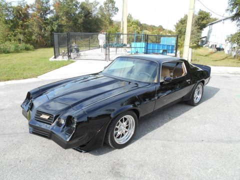 LS1 conversion 1981 Chevrolet Camaro Z/28 LS custom for sale