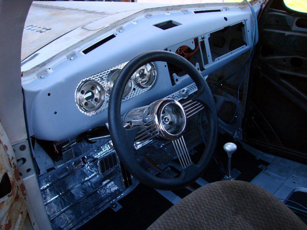 new engine 1939 Dodge D11 Club Coupe custom