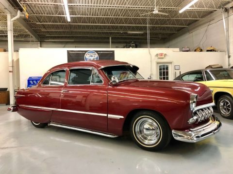 old school 1949 Ford Custom for sale