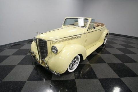 rare 1938 Dodge D8 Coupe Convertible custom for sale