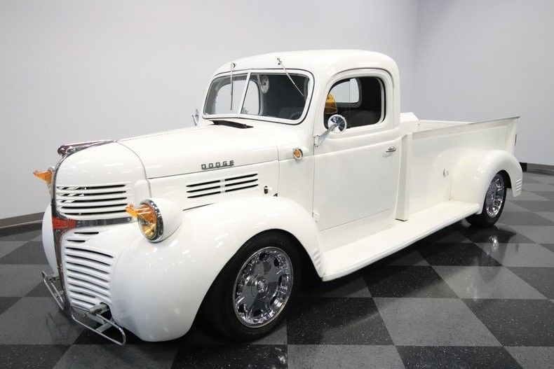 Restomod 1947 Dodge Pickup custom