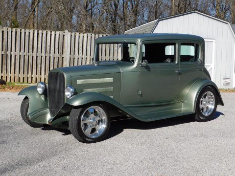 all steel 1932 Chevrolet Victoria custom for sale