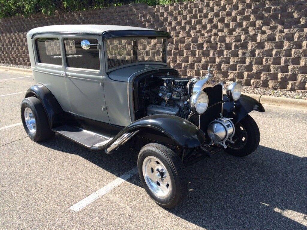 badass gasser 1930 Ford Model A custom