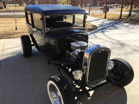 beautiful 1931 Ford Model A custom for sale