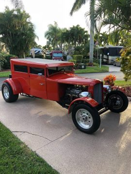 chopped 1929 Chevrolet custom for sale
