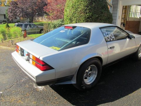 drag car 1986 Chevrolet Camaro custom for sale