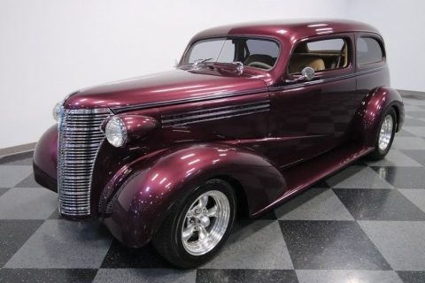 low miles 1938 Chevrolet Sedan custom for sale