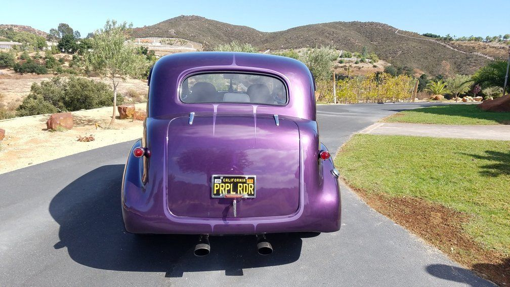low miles 1939 Chevrolet Master Deluxe custom