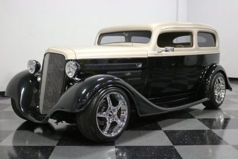 LS1 powered 1934 Chevrolet Sedan custom for sale