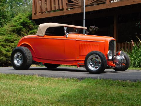 professional build 1932 Ford Deuce Roadster custom for sale