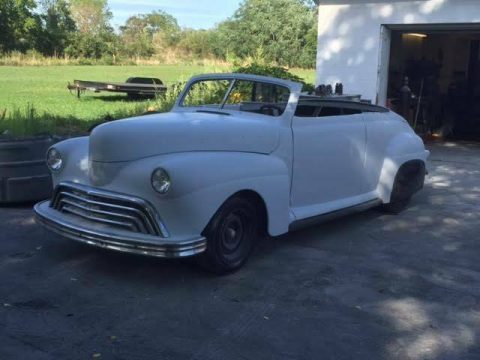 project 1941 Ford Custom Convertible custom for sale