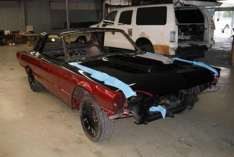 project 1964 Ford Thunderbird custom for sale