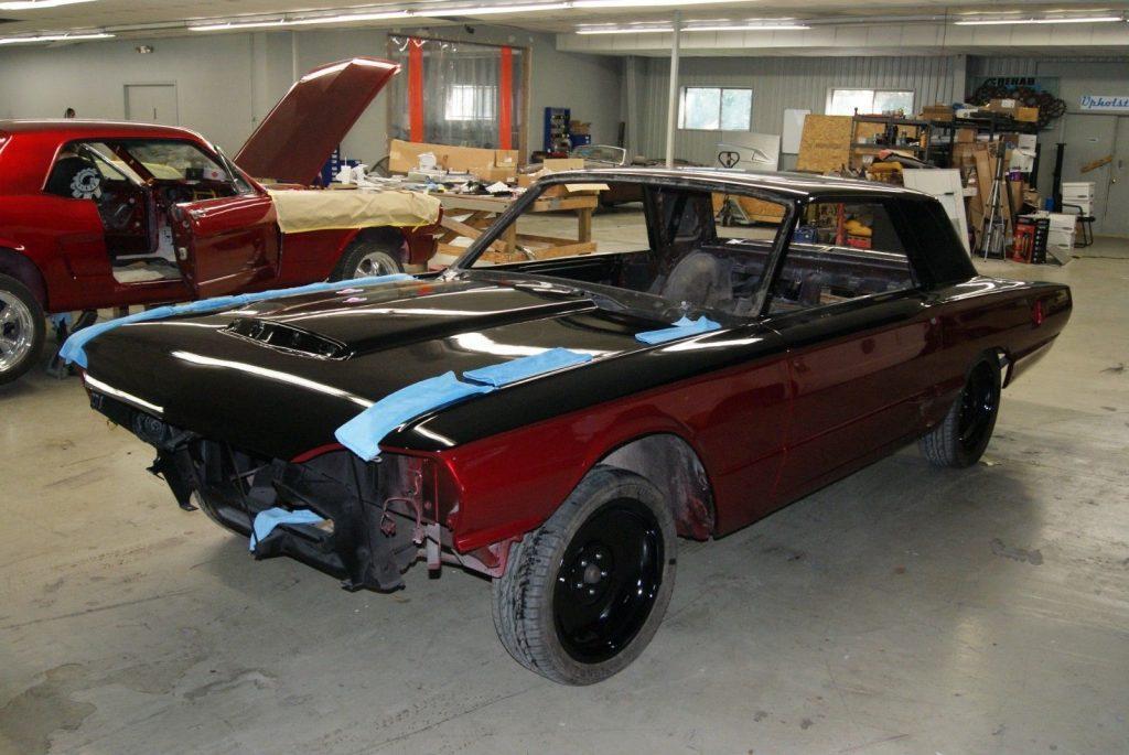 project 1964 Ford Thunderbird custom