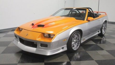 Restomod 1987 Chevrolet Camaro custom for sale