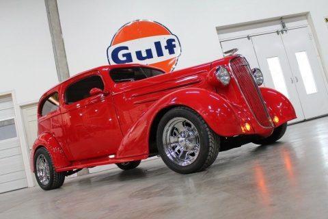 restored 1936 Chevrolet Master Sedan custom for sale