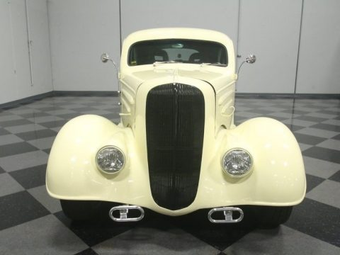 small block 1936 Chevrolet Master custom for sale