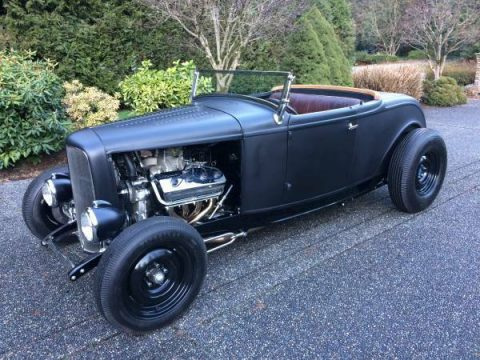 So-Cal style 1932 Ford Roadster custom for sale