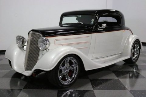 stunning 1934 Chevrolet 3 Window Coupe custom for sale