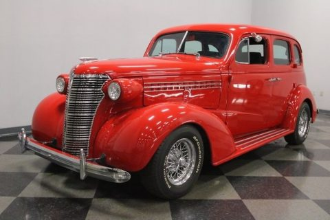 very nice 1938 Chevrolet Master Deluxe Sedan custom for sale