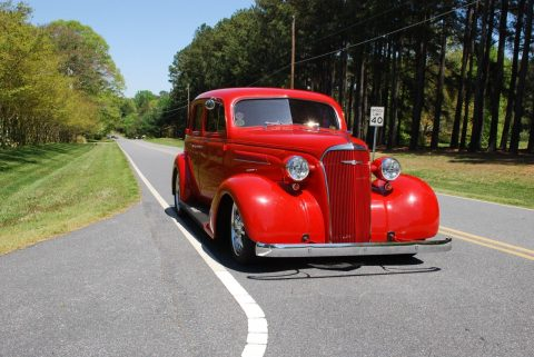 well maintained 1937 Chevrolet Slantback custom for sale