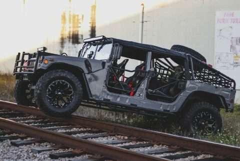 badass 1990 Hummer H1 Humvee custom for sale