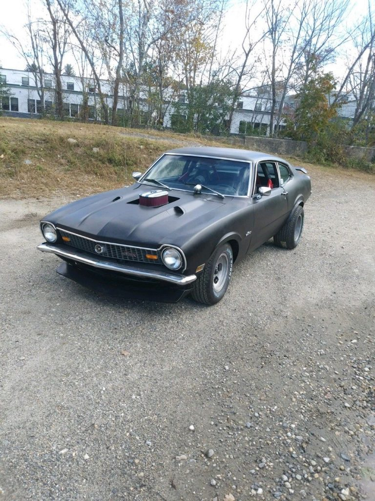 big block 1974 Ford Maverick Grabber custom