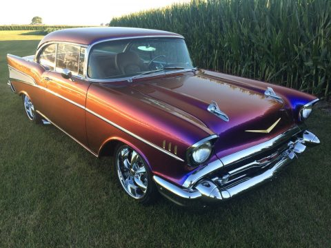 pro touring 1957 Chevrolet Bel Air/150/210 Coupe custom for sale