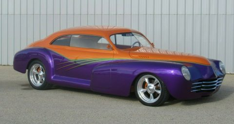 badass 1948 Chevrolet Fleetmaster custom for sale