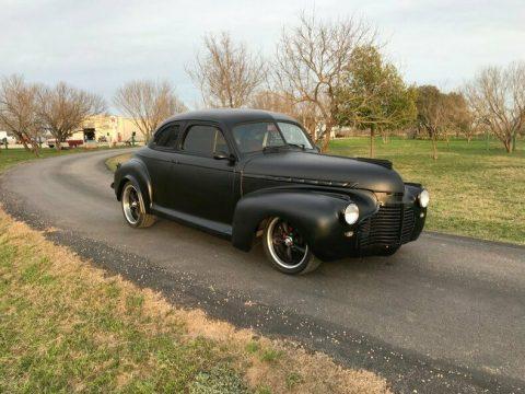 big block 1941 Chevrolet custom for sale