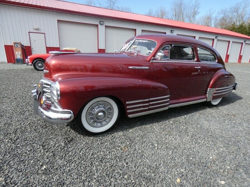mint 1948 Chevrolet Fleetline custom